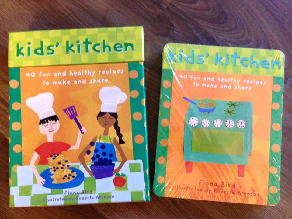 Kids' Kitchen- fun recipe cards - JMJ Coaching | JMJ Coaching